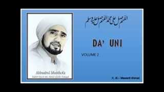 Gambar cover Sholawat Habib Syech : Da' uni - vol 2 + Lirik/Syair