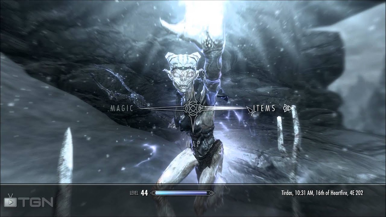 skyrim mision put a fork in it