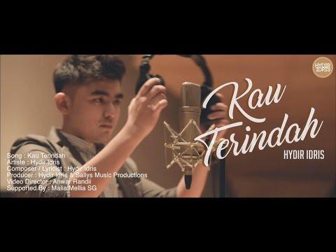Hydir Idris - Kau Terindah (Studio Session MV)