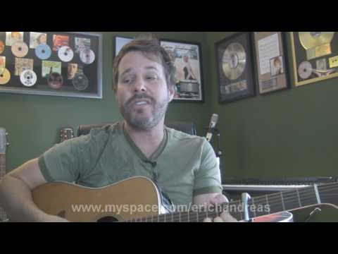 Erich Andreas Cover of Tony by Patty Griffin