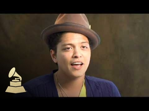 Bruno Mars on his musical influences | GRAMMYs
