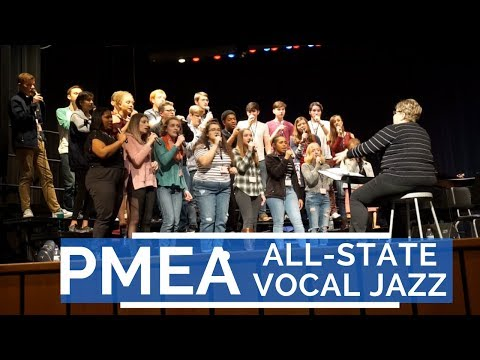 PMEA: ALL-STATE VOCAL JAZZ // April 18th-20th