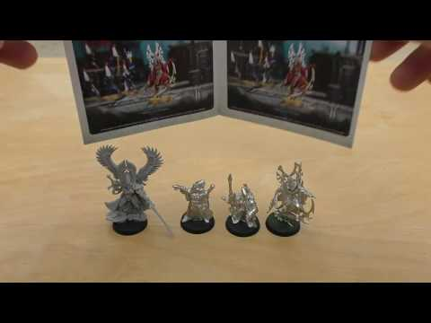 Eldar made to order miniatures - Review (WH40K)