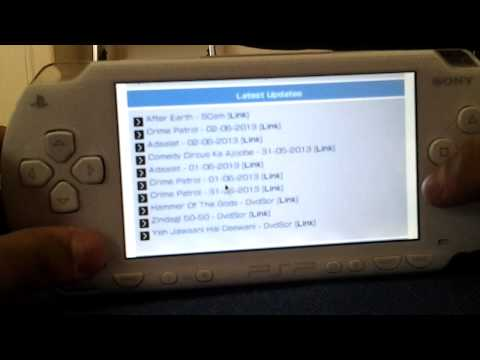 How To Download Movies On Your Psp