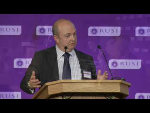 RUSI LWC 2016 Session  Six :  Partnering for Adaptability