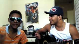 PARODIA DA MUSICA SET FIRE TO THE RAIN - PITTER E DANIEL (LUBRIFICATION)
