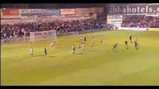 Huesca 2 - Rayo Vallecano 1 Liga Adelante Jornada 15