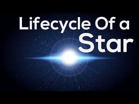 Life cycle of star | Stellar evolution
