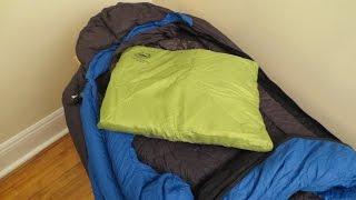 big agnes sleeping giant memory foam pillow review