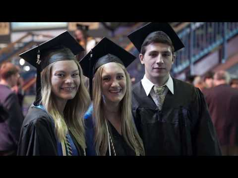 2017 University of New Haven Spring Commencement