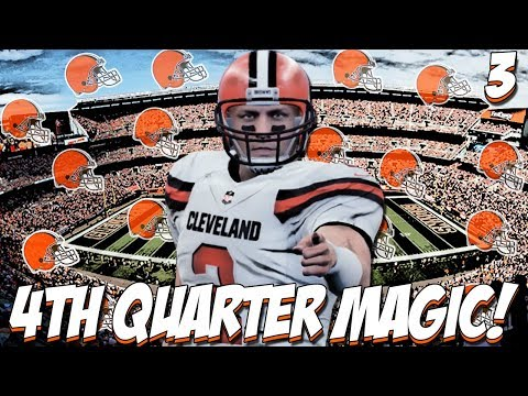 "TIM COUCH CAREER | MADDEN 18 | EP 3 ""4TH QUARTER MAGIC!"" (Xbox One) 