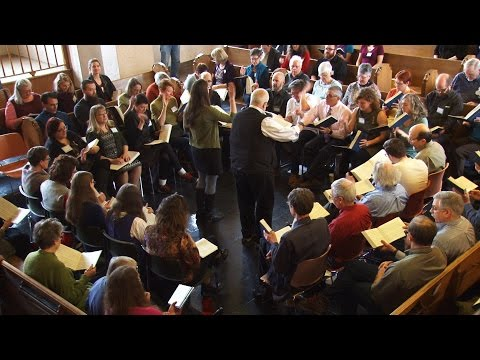 Sacred Harp: Shape Note Singing in Minnesota