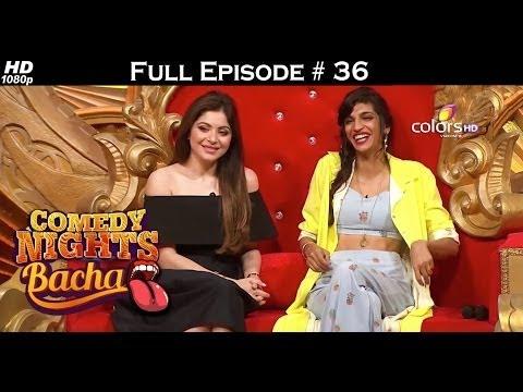 Comedy Nights Bachao - 14th May 2016 - Kanika & Anushka - कॉमेडी नाइट्स बचाओ - Full Episode (HD)