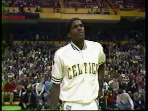 1984-85 Lakers @ Celtics: Intro & Roster (Chick Hearn)