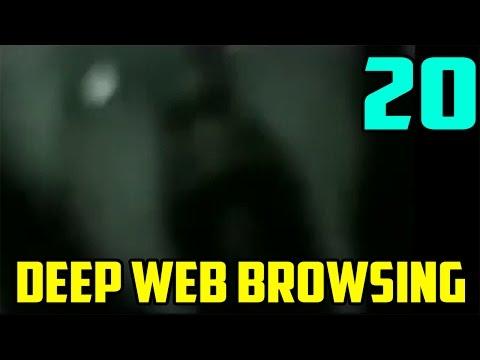 ALIEN VIDEO!?! - Deep Web Exploration 20