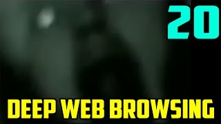 ALIEN VIDEO!?! - Deep Web Exploration 20