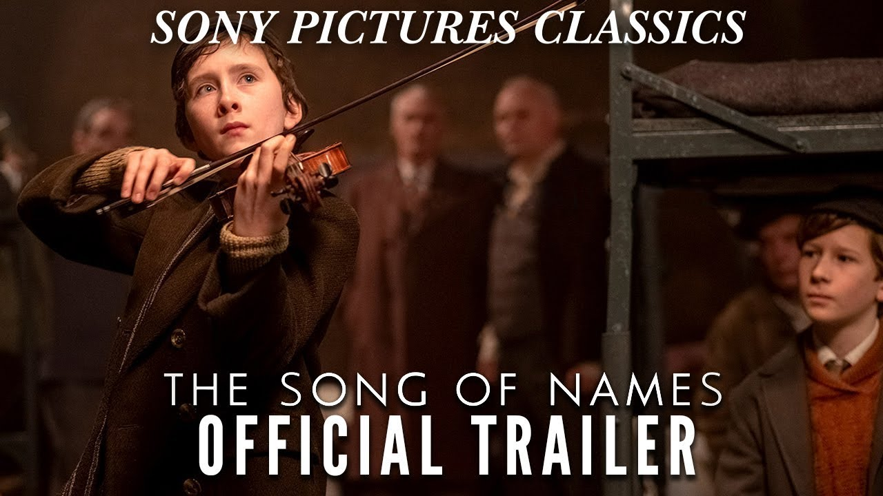 THE SONG OF NAMES | Official Trailer (2019)