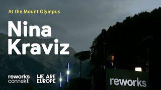 Nina Kraviz from Mount Olympus, Greece   reworks connekt