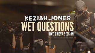 keziah jones wet questions live nova session