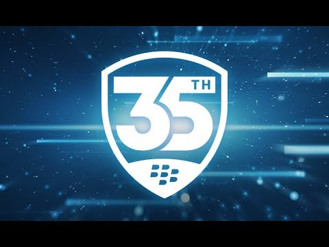 BlackBerry 35th Anniversary Special Message