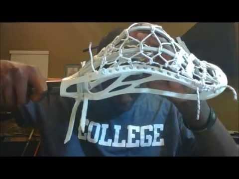 Lacrosse Traditional Pocket Update