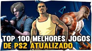 TOP 100 Melhores Jogos De PS2 ATUALIZADO 2019 ( Vários jogos desconhecidos ) BEST PS2 GAMES