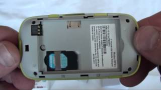Unboxing ZTE mf61 4G 3G router
