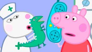 Свинка Пеппа на русском все серии подряд | Игры Пеппы и Сьюзи | Мультики видео