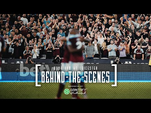 TOP OF THE LEAGUE |  BEHIND THE SCENES