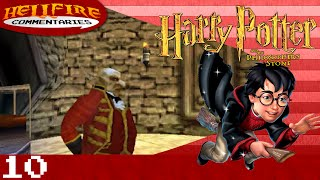 Harry Potter and the Philosopher's Stone (PS1) playthrough [Part 10: Goblin Grief at Gringotts]
