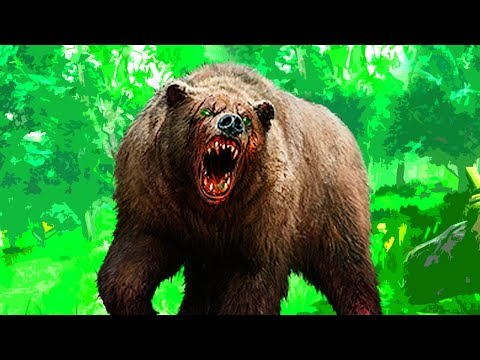 INCREDIBLE ZOMBIE BEAR STRENGTH ★ 7 Days to Die (41)
