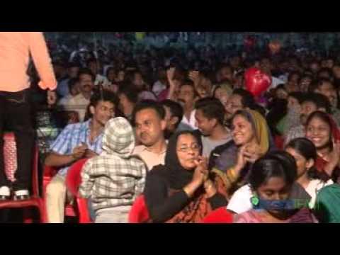 DREAM TEAM EVENTS MIDAD NIGHT 2012, KANNUR SHAREEF SONG