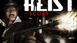 HEIST The Score - iPad 2 - HD Sneak Peek Gameplay Trailer