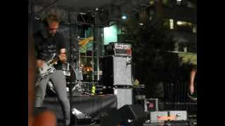 """A Place To Bury Strangers perform """"Ocean"""" @ Midpoint"""