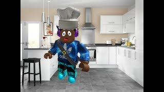 Becoming a chef in Roblox