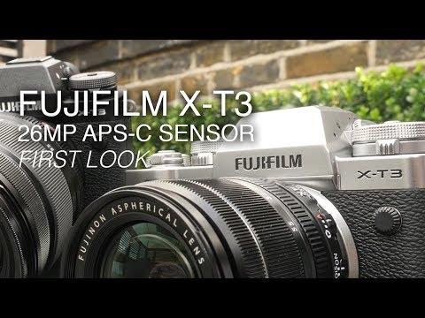 Fujifilm X-T3 | First Look