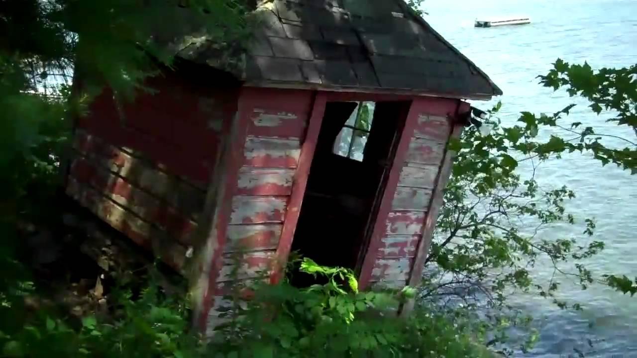 Relaxshacks Abandoned Maine Cabin Shack Tiny Small