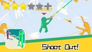 Shootout 3D - Kwalee - Walkthrough Stimulating Mission Recommend index three stars