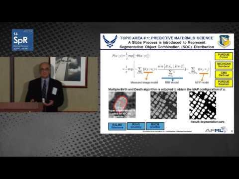 Dr. Ali Sayir - Aerospace Materials for Extreme Environments