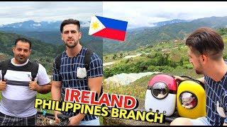 "MINDBLOWING ""Bahong Flower Farm"" La Trinidad, PHILIPPINES! �..."