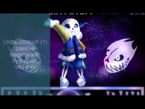 The Fresh Sans of Megalovania (Updated) by Sharkhash64