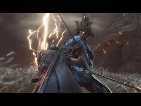 Sekiro - Isshin, The Sword Saint No HUD Cinematic