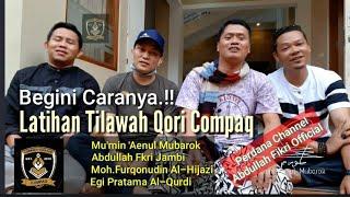 Download latihan tilawah qori compaq | mumin mubarok aenul mubarok abdullah fikri dkk