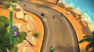 TNT Racers GamePlay