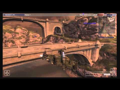 Warhawk KSA VS UAE Part2