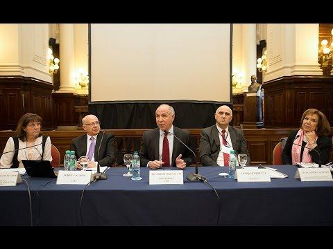 VII Conferencia Nacional de Jueces: panel Impacto del Código Civil y Comercial