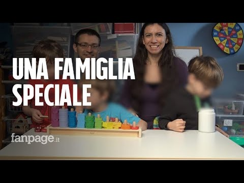 Monia, Gabriele e la loro famiglia speciale: 'Abbiamo tre figli autistici e sono meravigliosi'