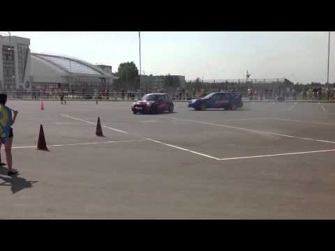 Subaru & Mini (Ardeca sport - Belarus)