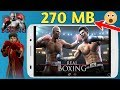 Download Real Boxing 270 MB Highly Compressed Android Game