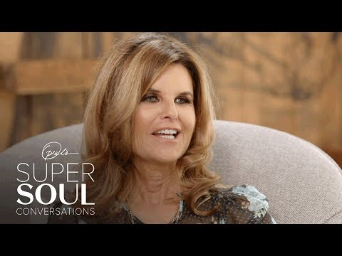 Maria Shriver on Raising Children Who Are Kind yet Ambitious   SuperSoul Conversations   OWN